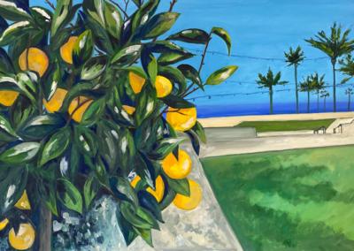 Lemon Scented Ocean Breeze